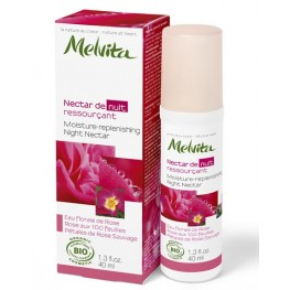 Melvita Moisture-Replenishing Night Nectar 40ml