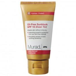 Murad Oil Free Sunblock Sheer Tint SPF 15 50ml