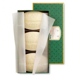 Penhaligon's English Fern Box of Soaps 3x100g