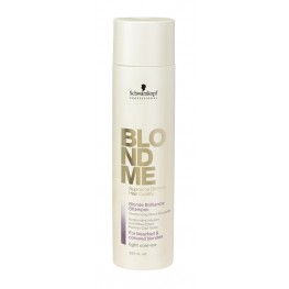 Schwarzkopf Blond Brilliance Shampoo for Light Cool shades 250ml