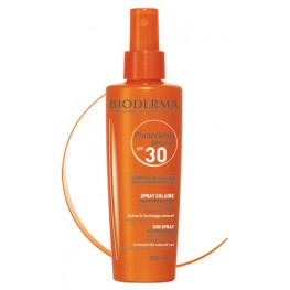 Bioderma Photoderm Bronz Spf30 Invisible Sun Mist