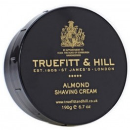 Truefitt & Hill Almond Shave Cream Bowl