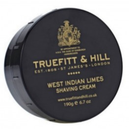 Truefitt & Hill West Indian Limes Shave Cream Bowl