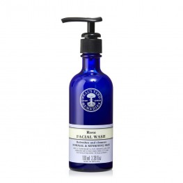 Neal's Yard Remedies Rehydrating Rose Facial Wash 100ml