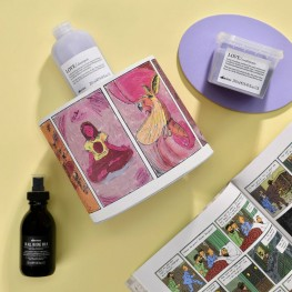Davines What a Smoothie Love Smooth Gift Set