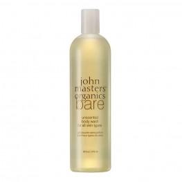 John Masters Organics Bare Unscented Body Wash 473ml