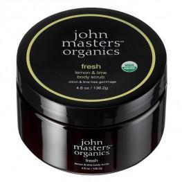 John Masters Organics Fresh Lemon & Lime Body Scrub