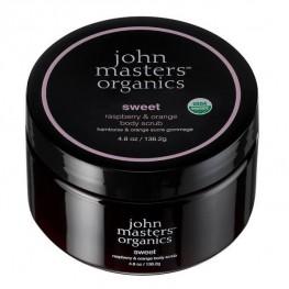 John Masters Organics Sweet Raspberry & Orange Body Scrub