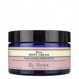 Neal's Yard Remedies Rose Body Cream 200g