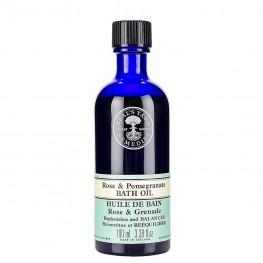 Neal's Yard Remedies Rose & Pomegranate Bath Oil