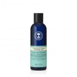 Neal's Yard Remedies Geranium & Orange Shower Gel 200ml
