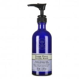Neal's Yard Remedies Nourishing Orange Flower Facial Wash 100ml
