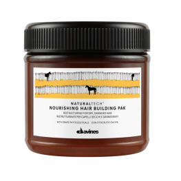 Davines Natural Tech Nourishing Hair Building Pak