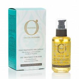 Olioseta Oro Del Marocco Oil Treatment for Fine or Blond Hair 100ml