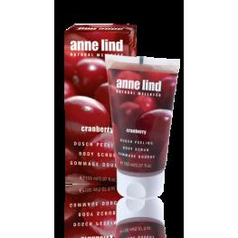 Annemarie Borlind Anne Lind Body Scrub Cranberry