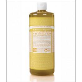 Dr Bronner's Org Citrus Cast Liquid Soap 946ml