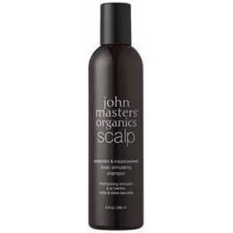 John Masters Organics Spearmint & Meadowsweet Scalp Stimulating Shampoo