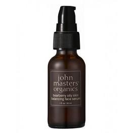John Masters Organics Bearberry Oily Skin Balancing Face Serum
