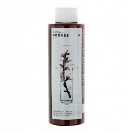 Korres Almond and Linseed Shampoo for Dry Damaged Hair 250ml