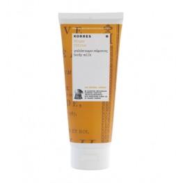 Korres Citrus Body Milk 200ml