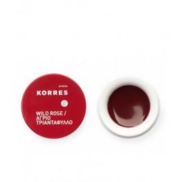 Korres Wild Rose Lip Butter Pot 6g