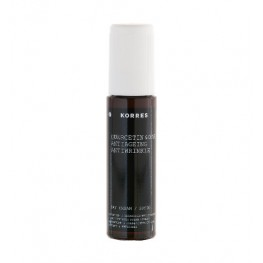 Korres Quercetin and Oak Anti-ageing Anti-wrinkle Day Cream Normal to Dry Skin Spf10 50ml