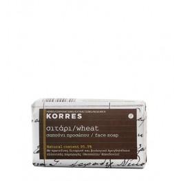 Korres Wheat Soap 125g