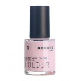 Korres Nail Colour Baby Pink 05