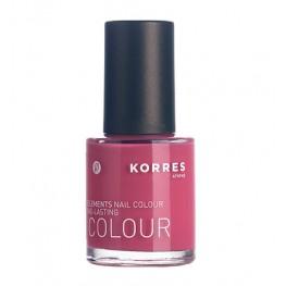 Korres Nail Colour Cyclamen 23
