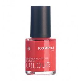 Korres Nail Colour Coral 45