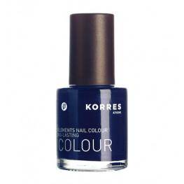 Korres Nail Colour Midnight Blue 88
