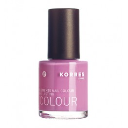 Korres Nail Colour Lilac 25