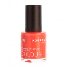 Korres Nail Colour Coral Hibiscus 44