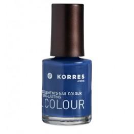 Korres Nail Colour Blueberry 89