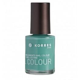 Korres Nail Colour Green 90