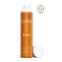 Natura Bissé C+C Vitamin Body Cream 250ml Pump