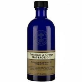 Neal's Yard Remedies Geranium & Orange Massage Oil