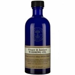 Neal's Yard Remedies Ginger & Juniper Warming Oil