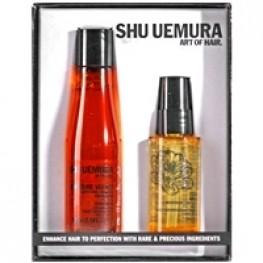 Shu Uemura Art Of Hair Moisture Velvet Essence Travel Coffret
