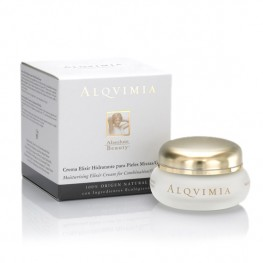 Alqvimia Moisturizing Elixir for Combination/Oily Skin 50ml