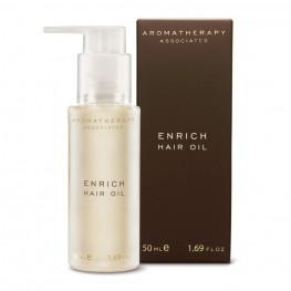 Aromatherapy Associates Nourishing Enrich Hair Oil 50ml