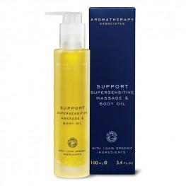 Aromatherapy Associates Support Supersensitive Massage & Body Oil 100ml