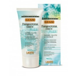 GUAM Fangocrema Dren Cooling Mud-Based Cream 200ml