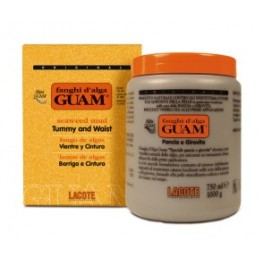 GUAM Seaweed Mud Tummy and Waist formula 500g