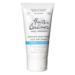 Huiles & Baumes Face Soft Scrub 50ml
