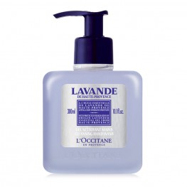L'Occitane Lavender Cleansing Hand Wash 300ml