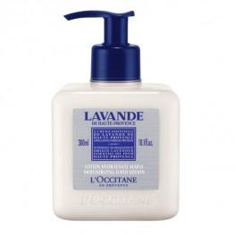L'Occitane Lavender Moisturising Hand Lotion 300ml