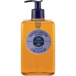 L'Occitane Lavender Shea Butter Liquid Soap 500ml