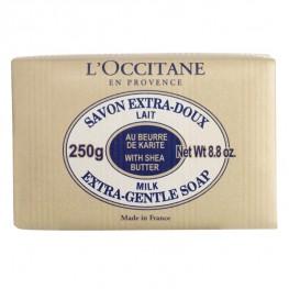 L'Occitane Milk Shea Butter Extra Gentle Soap 250g