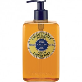 L'Occitane Verbena Shea Butter Liquid Soap 500ml